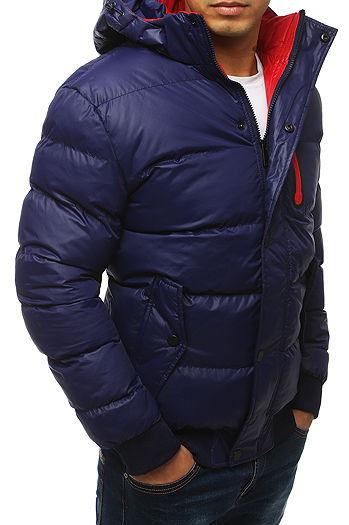jesienna kurtka męska - zdjęcie